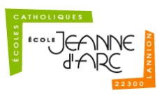 Ecole Jeanne d'Arc Lannion