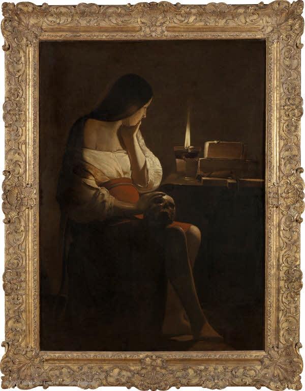 louvre-madeleine-veilleuse Lou Ann