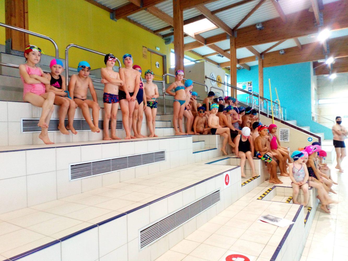 CE1A à la piscine octobre 2020